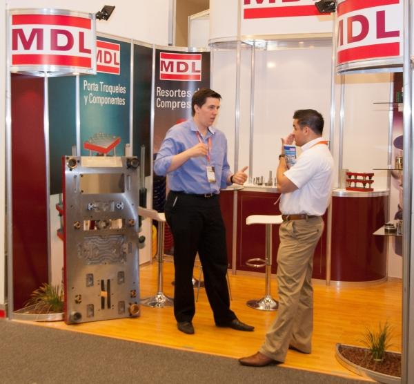 MDL participa de la Expo Manufactura de Autopartes