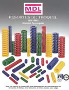 Catálogo Resortes de Troquel MDL