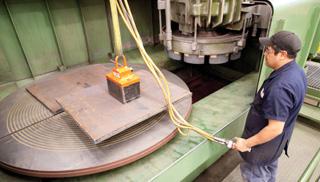 Servicio de rectificado Blanchard y maquinado CNC